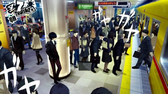Persona 5 Review - JRPGs Will Never Be The Same Again (PS4) Subway