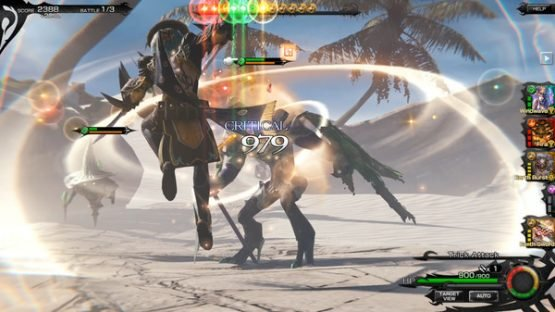 Top 5 Games to Play While Eating Soup Alone on Valentine's Day Mobius Final Fantasy