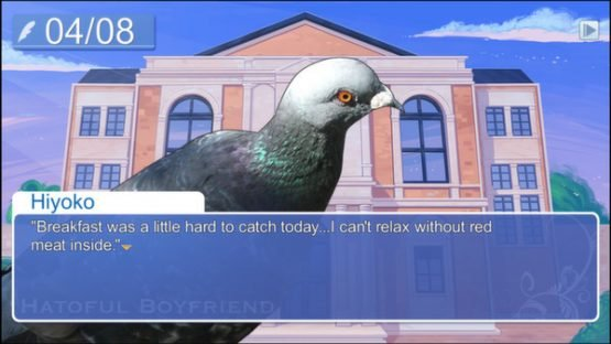 Top 5 Games to Play While Eating Soup Alone on Valentine's Day Hatoful Boyfriend