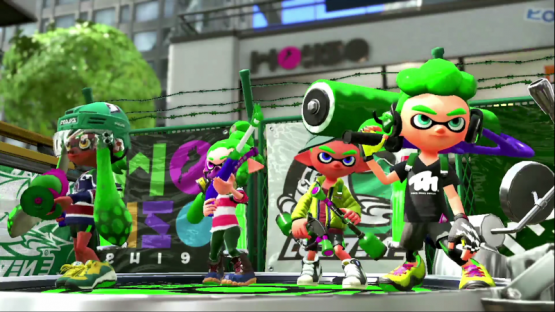 Splatoon 2 Preview - Bringing the Wii U's Brightest Gem to a New Audience 1