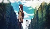 Steins;Gate The Movie Out Now in North America