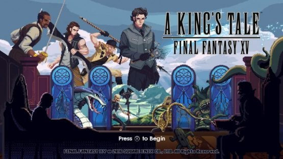 A King's Tale: Final Fantasy XV is Now Available Free