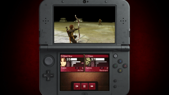 Further Fire Emblem Echoes Gameplay Details Revealed