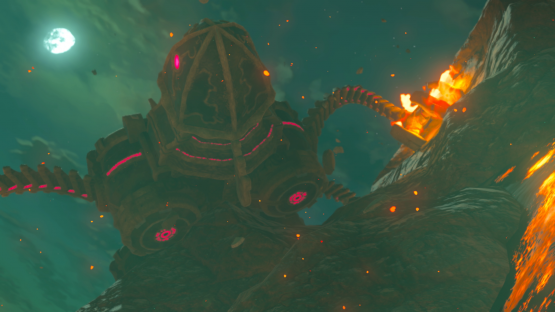 The Legend of Zelda: Breath of the Wild Review (Switch) Divine Beast
