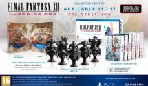 Final Fantasy XII Collector's Edition Revealed
