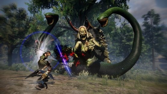 toukiden 2 review 3