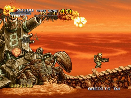 Still No Switch Virtual Console, But NEOGEO & Other Third Party Ports Are Strong Metal Slug 3