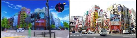 Explore the Sights of Akihabara in Akiba's Beat