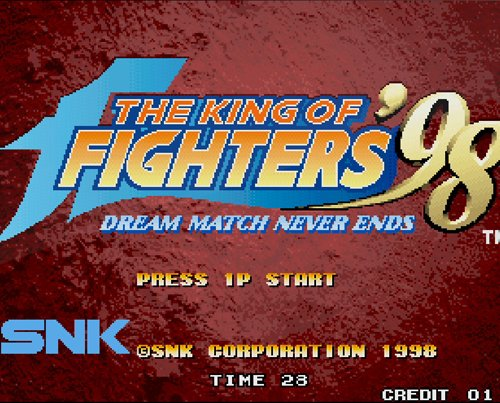 Still No Switch Virtual Console, But NEOGEO & Other Third Party Ports Are Strong King of Fighters 98