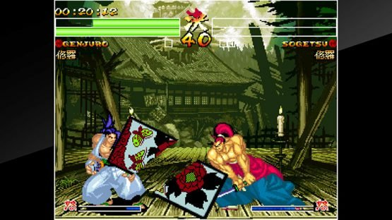 ACA NEOGEO: Samurai Shodown 4 Review - Fair and Square (Switch) 1