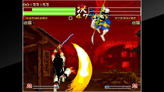 ACA NEOGEO: Samurai Shodown 4 Review - Fair and Square (Switch) 4