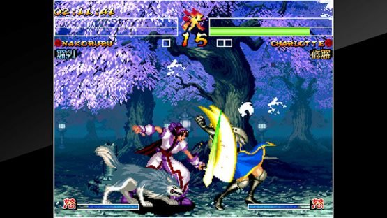 ACA NEOGEO: Samurai Shodown 4 Review - Fair and Square (Switch) 2