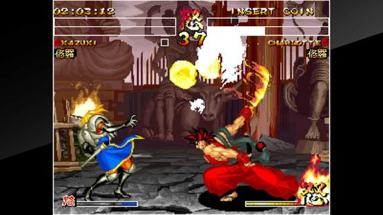 ACA NEOGEO: Samurai Shodown 4 Review - Fair and Square (Switch) 3