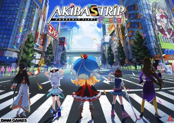 How to Play Akiba's Trip Festa Outside of Japan - It's Free & Fun! Key Art