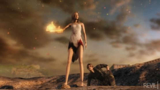 Top 10 Hottest Women in Video Games Manuela Hildago