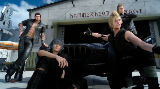 Final Fantasy XV DLC Needs to Focus on Its High Points, Not Its Lows The Boys