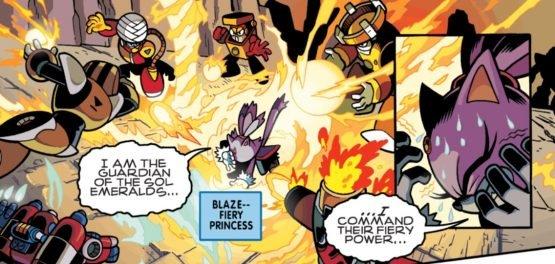 Top 10 Hottest Women in Video Games Blaze the Cat Sonic the Hedgehog