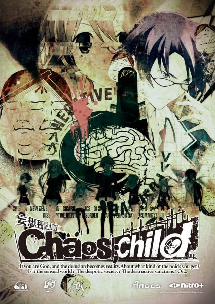 Chaos;Child Release on PS4 and Vita Coming Later This Year