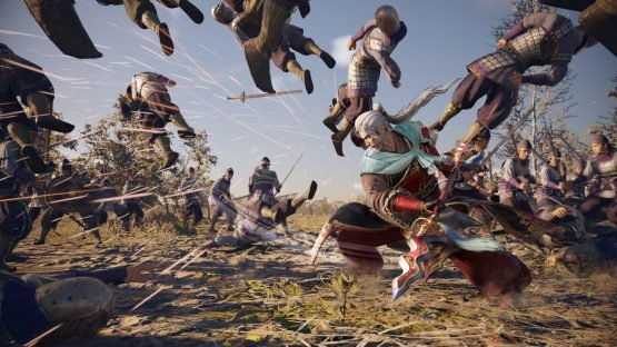 Dynasty Warriors 9 Announced for the West Cheng Pu_Battle_01