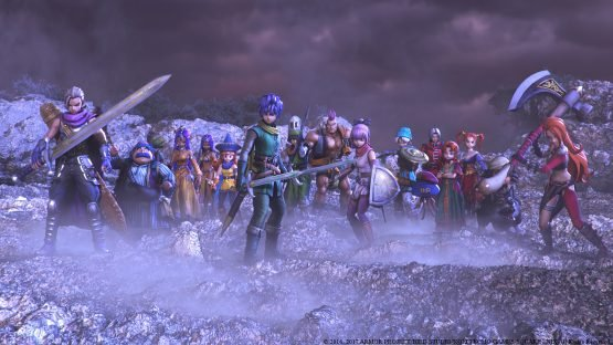 Dragon Quest Heroes II Review 1