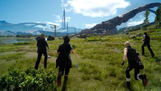 Final Fantasy XV DLC Needs to Focus on Its High Points, Not Its Lows Running