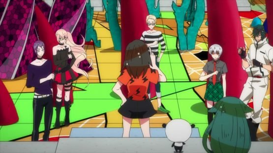 Gatchaman Crowds insight Review 4