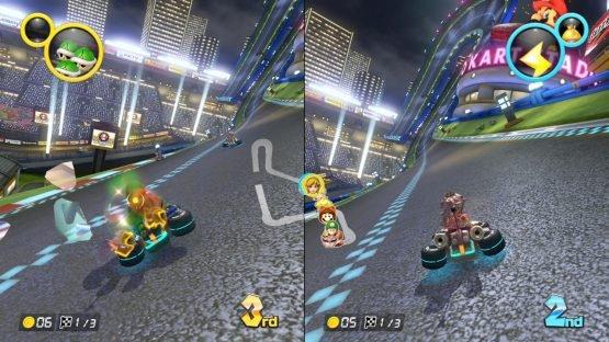 Mario Kart 8 Deluxe Review - 1