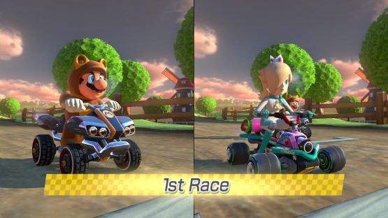 Mario Kart 8 Deluxe Review - 3