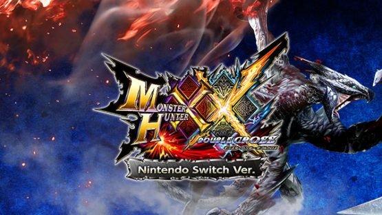 Monster Hunter XX Nintendo Switch Ver Announced