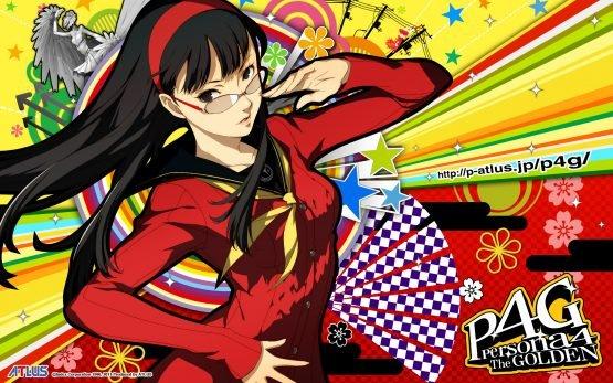 Top 10 Hottest Women in Video Games Yukiko Persona 4
