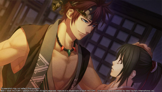 Hakuoki: Kyoto Winds Review (PS Vita)