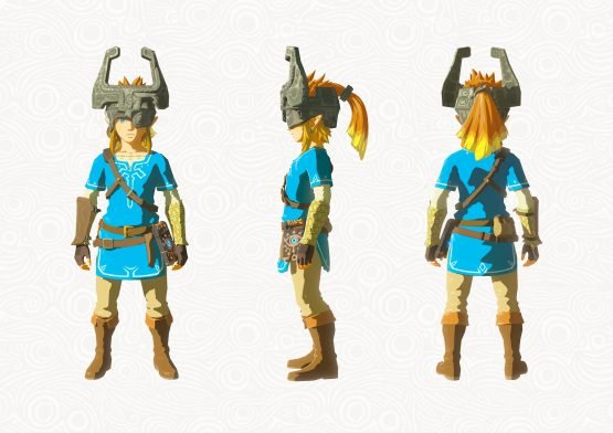 It's Tingle But Not As You Were Expecting, Breath of the Wild DLC Pack 1 Detailed ZBotW_DLC_Midna_Helmet