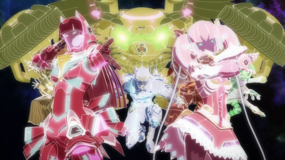 gatchaman crowds insight review 3