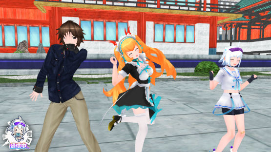 How to Play Akiba's Trip Festa Outside of Japan - It's Free & Fun! 3 victory