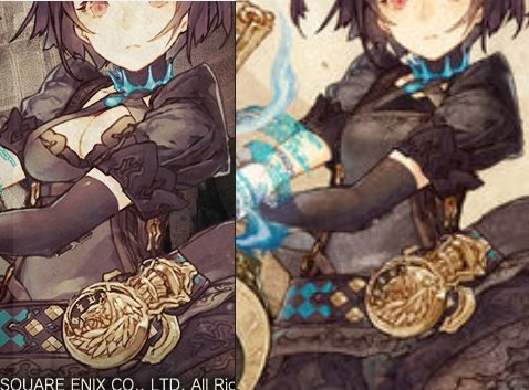 SINoALICE Released, Gets Mysterious Key Art Change