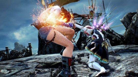 Tekken 7, Garou Mark of the Wolves - Just Played 1