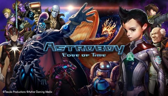 Astro Boy: Edge of Time Coming to Steam in English