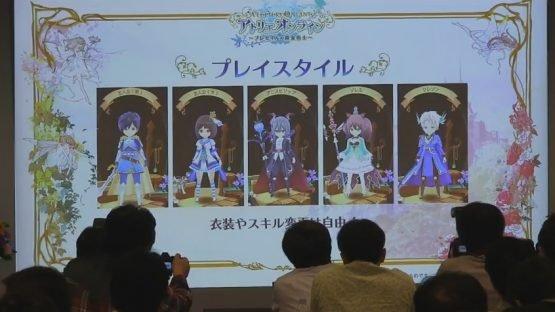 Koei Tecmo Announces New Atelier Titles Lidy & Soeur and Atelier Online