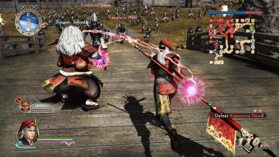 Samurai Warriors Spirit of Sanada Interview: Osamu Mieda on Making History Battle_Multi Stage Battles_Final Battle_2