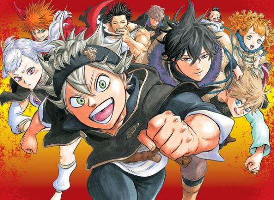 Black Clover Anime Adaptation to be Directed by Tatsuya Yoshihara