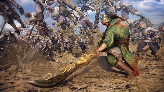New Dynasty Warriors 9 Trailer Showcases Combat