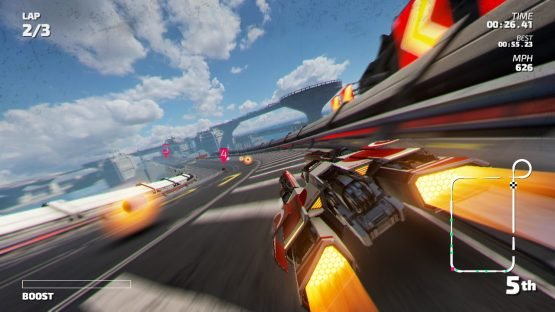 Fast RMX Racing Review - 2