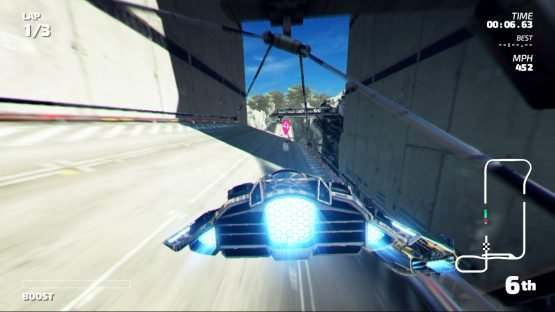 Fast RMX Racing Review - 4