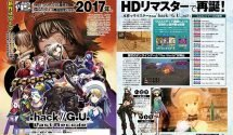 Last Recode, a Remake of .hack//G.U., Heads to PS4 and PC