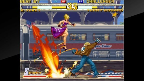 Tekken 7, Garou Mark of the Wolves - Just Played NSwitchDS_AcaNeogeoGarouMarkOfTheWolves_03_mediaplayer_large