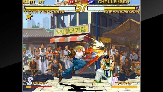 Tekken 7, Garou Mark of the Wolves - Just Played NSwitchDS_AcaNeogeoGarouMarkOfTheWolves_05_mediaplayer_large