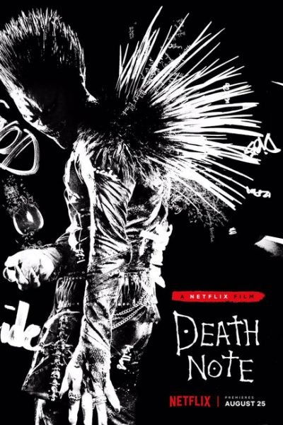 Full Netflix Death Note Live Action Trailer Released