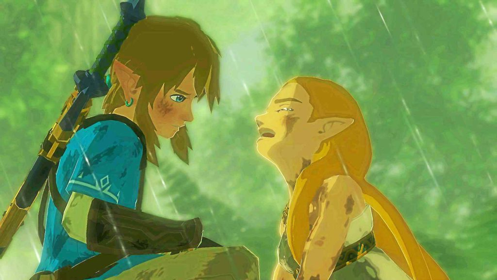 Video Game Anime Adaptation Zelda
