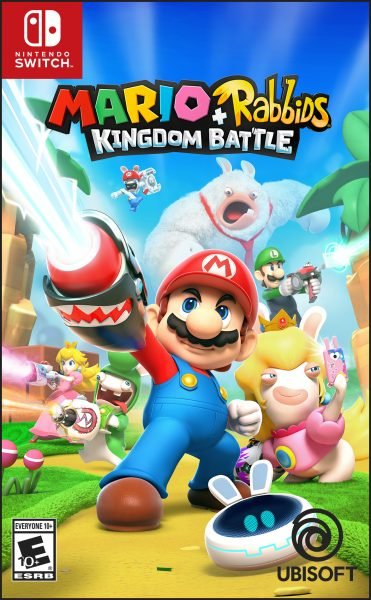 kingdom battle gameplay box art
