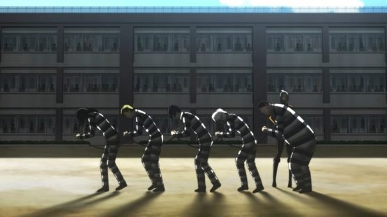prison school review 4